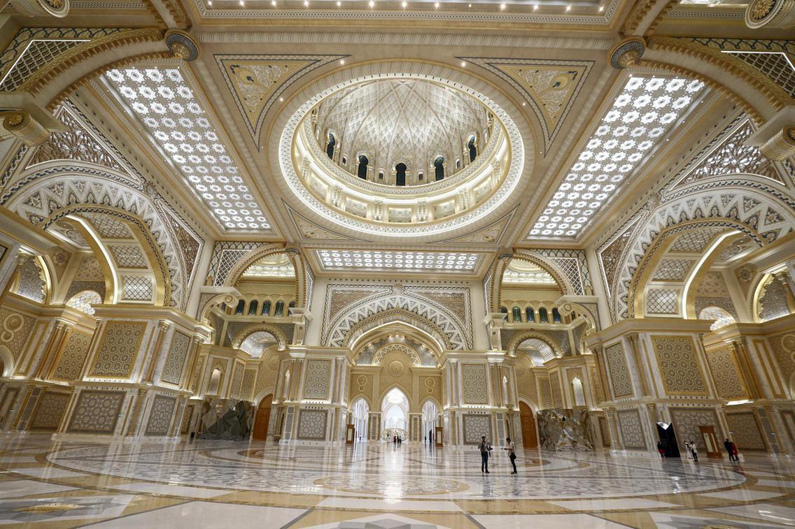 Главная сокровищница ОАЭ вновь открывается для туристов \ thenationalnews.com