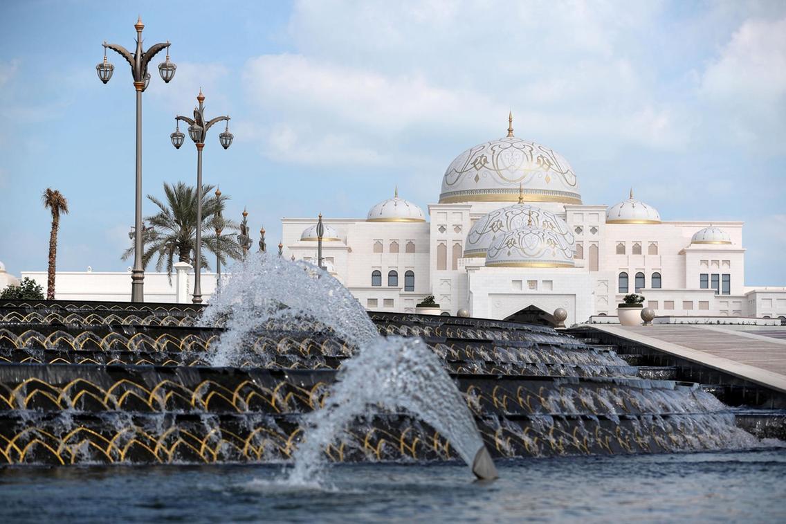 Дворец Qasr Al Watan признан одной из главных культурных достопримечательностей мира \ thenationalnews.com
