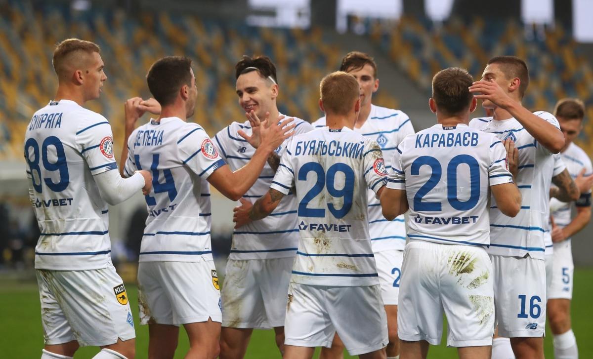 Динамо зіграє з чемпіоном Італії / фото facebook.com/fcdynamoua
