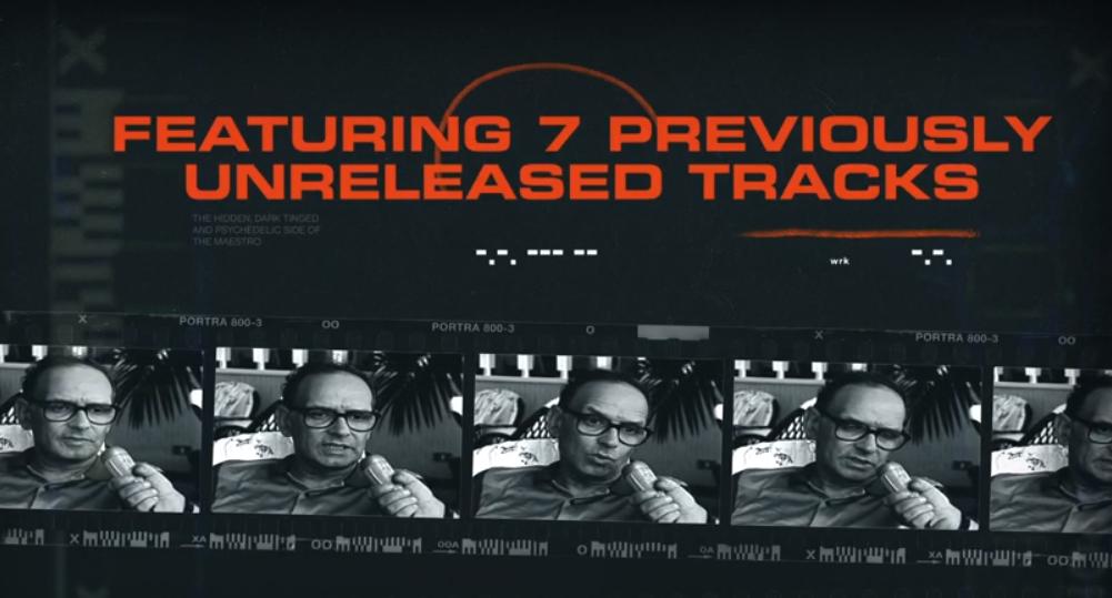 В альбом войдут ранее неизданные композиции \ скриншот с видео