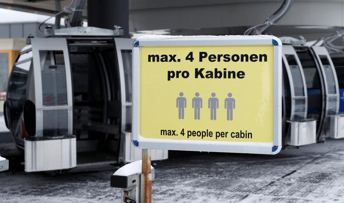 Австрия ужесточит карантинные ограничения / фото REUTERS