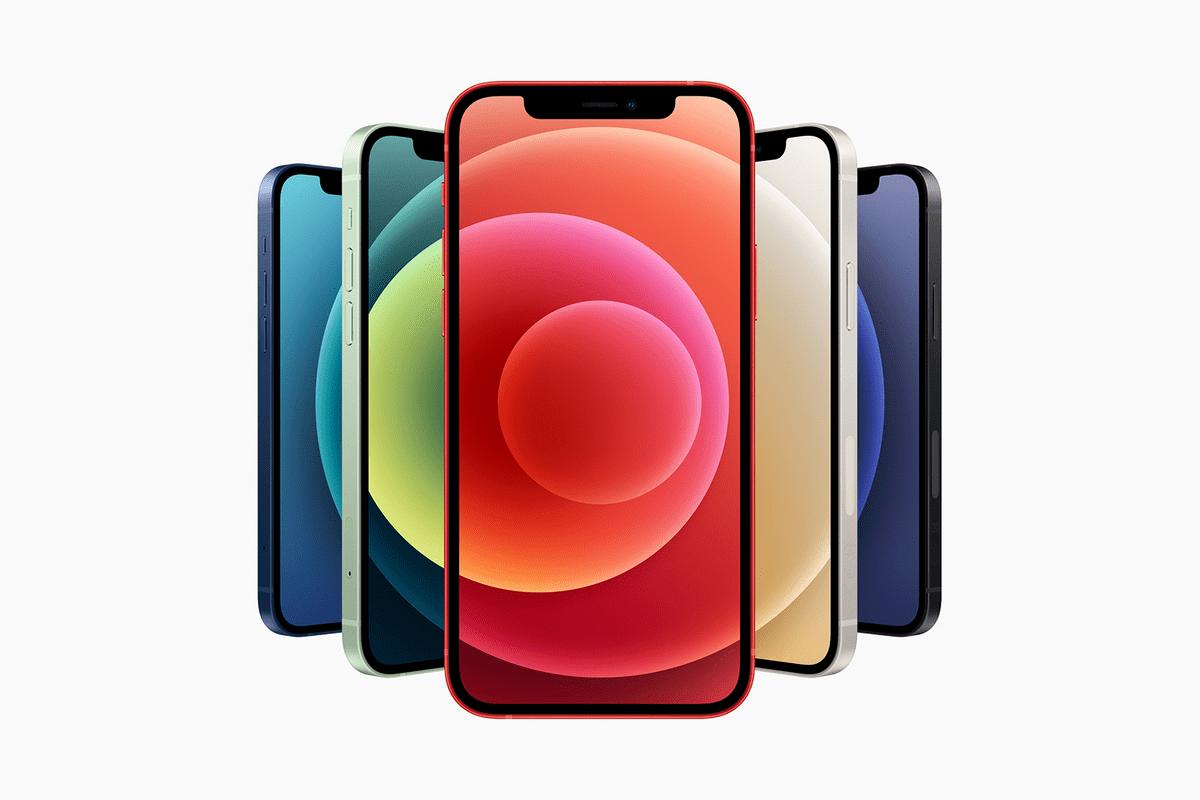 Apple назвала цену ремонта iPhone 12 и iPhone 12 Pro фото Apple