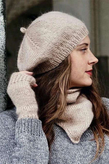 Головні убори осінь-зима / фото pinterest.com