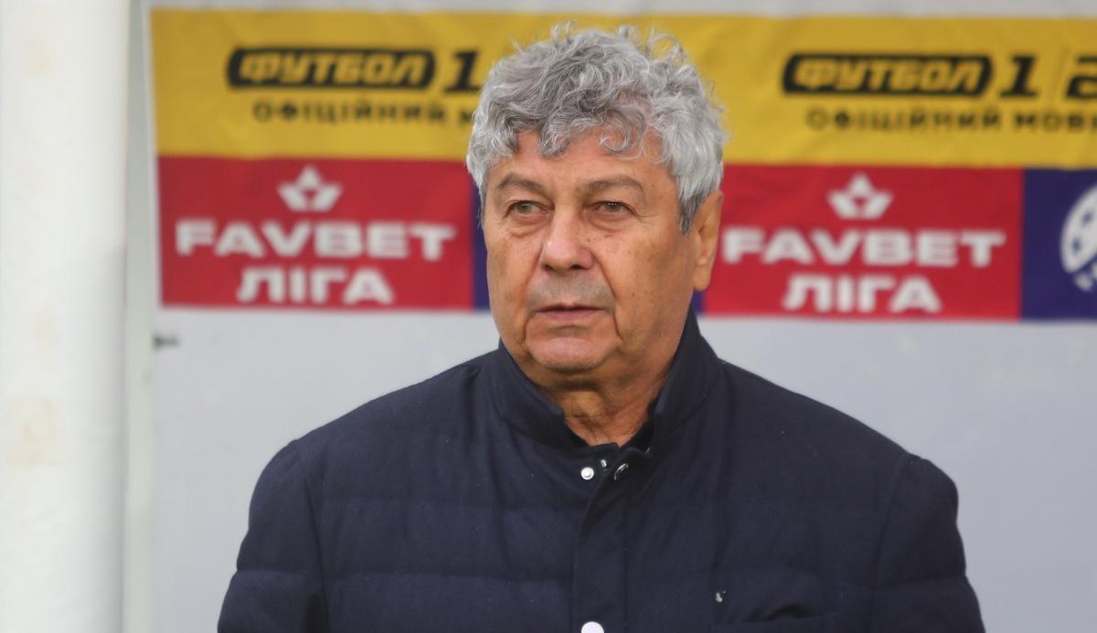 Луческу зустрічався з Ювентусом на чолі Шахтаря / фото facebook.com/fcdynamoua