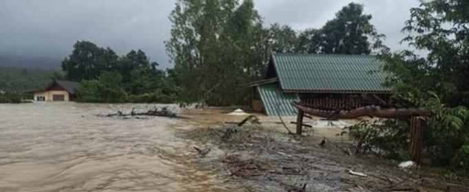 Наводнение в Таиланде / скриншот