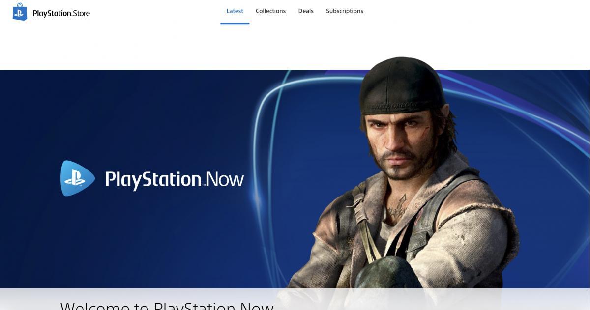 Обновленный PS Store /фото resetera.com