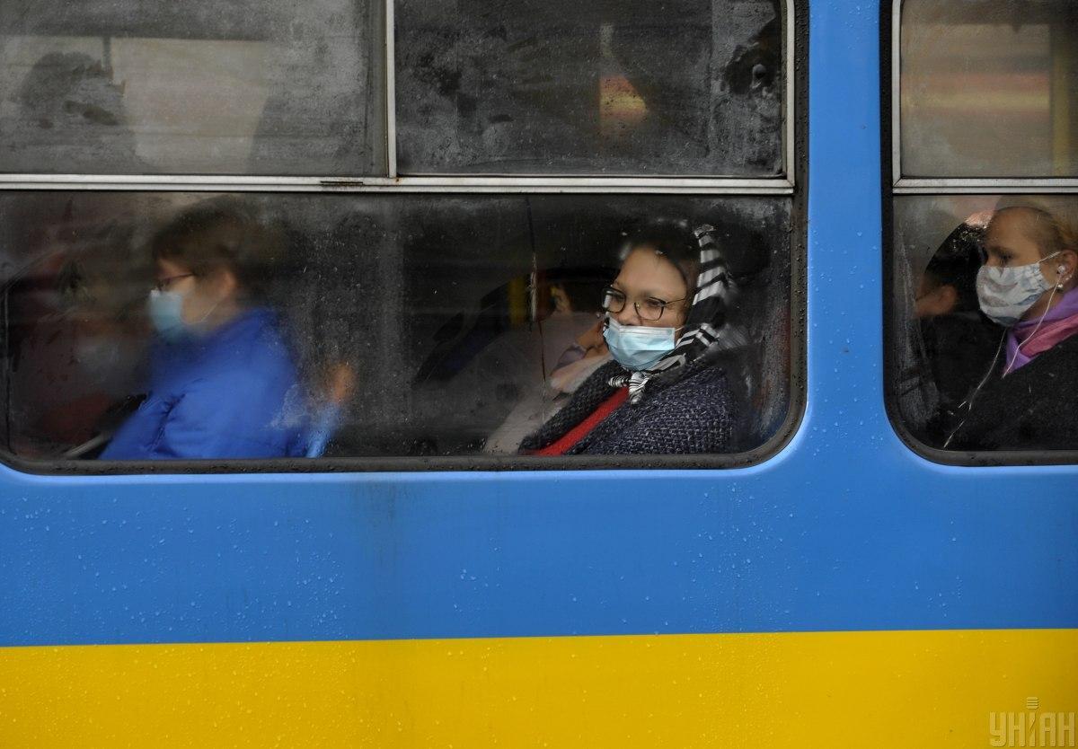 Як змінилось зараження коронавірусом в Україні з початку осені - коментує Голубовська / УНІАН