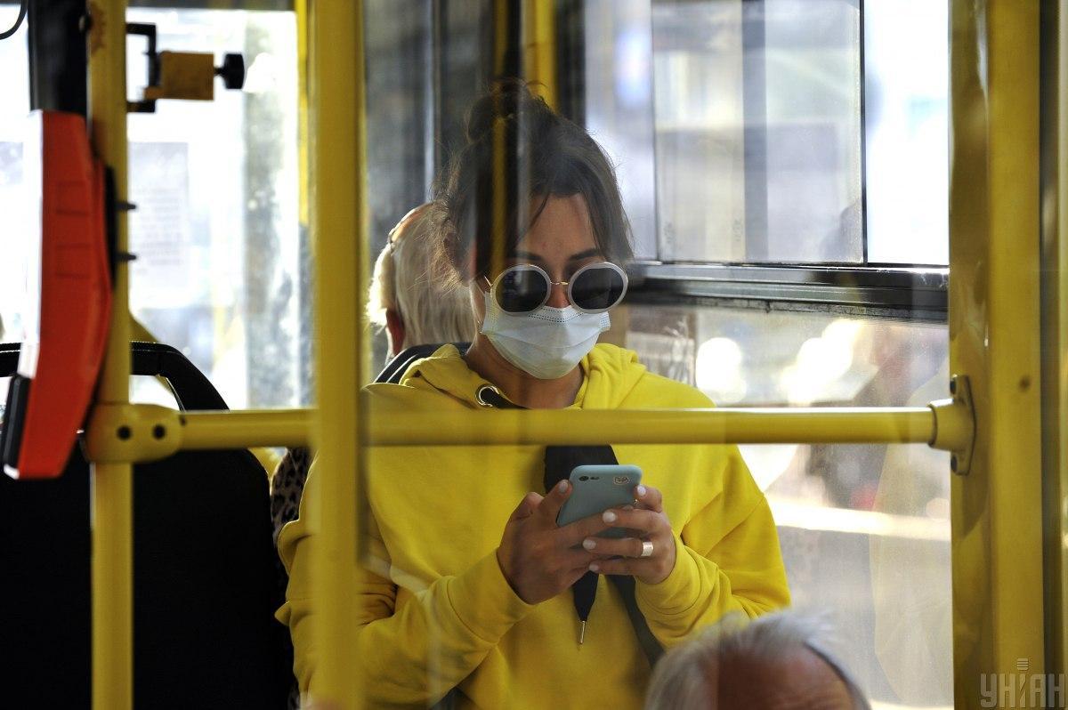 В Украине 967 новых случаев коронавируса / фото УНИАН