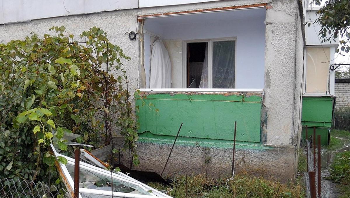 Взрыв в многоэтажке / фото hm.npu.gov.ua