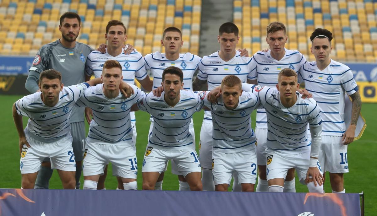 Динамо давно не грало на такому рівні / фото ФК Динамо Київ