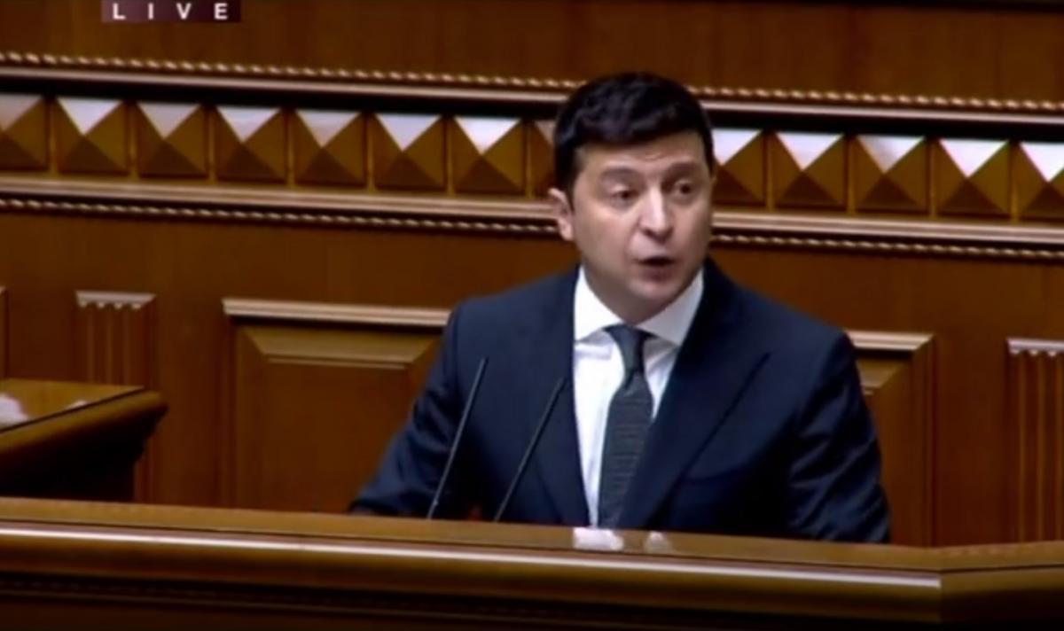 Народовладдя, на думку Зеленського, проблема не тільки України / скріншот з відео