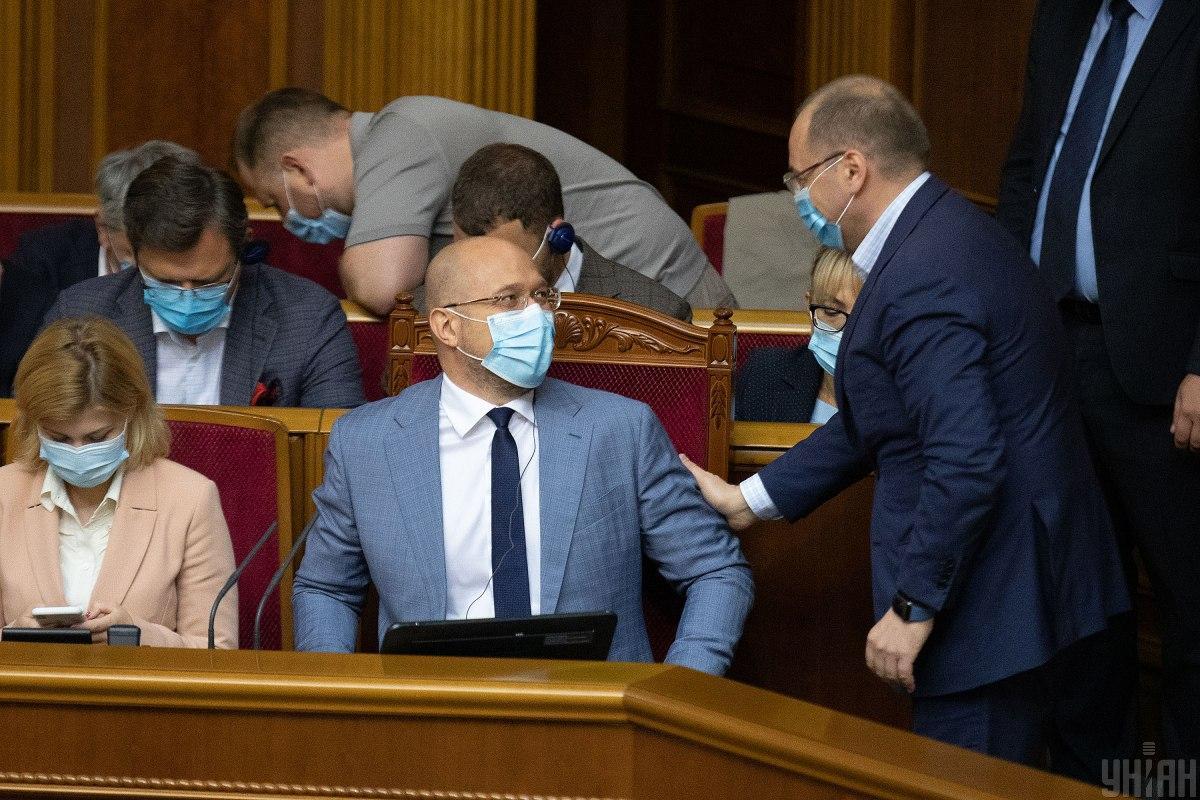 Рада рассмотрит отставку Степанова / Фото УНИАН, Александр Кузьмин