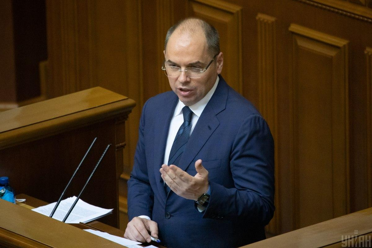 Степанов заявил о постепенном выходе из третьей волны COVID-19 \ Фото УНИАН