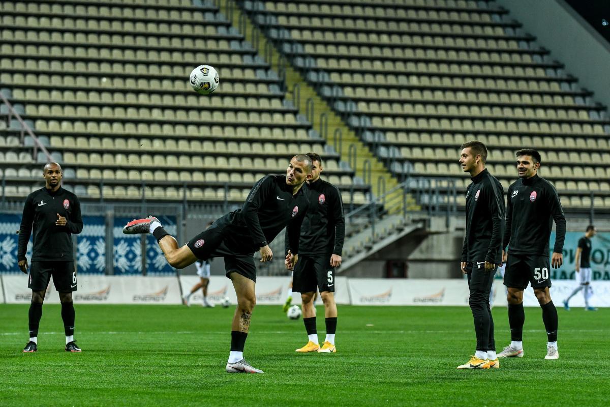 Заря проведет первый еврокубковый матч в сезоне / фото zarya-lugansk.com