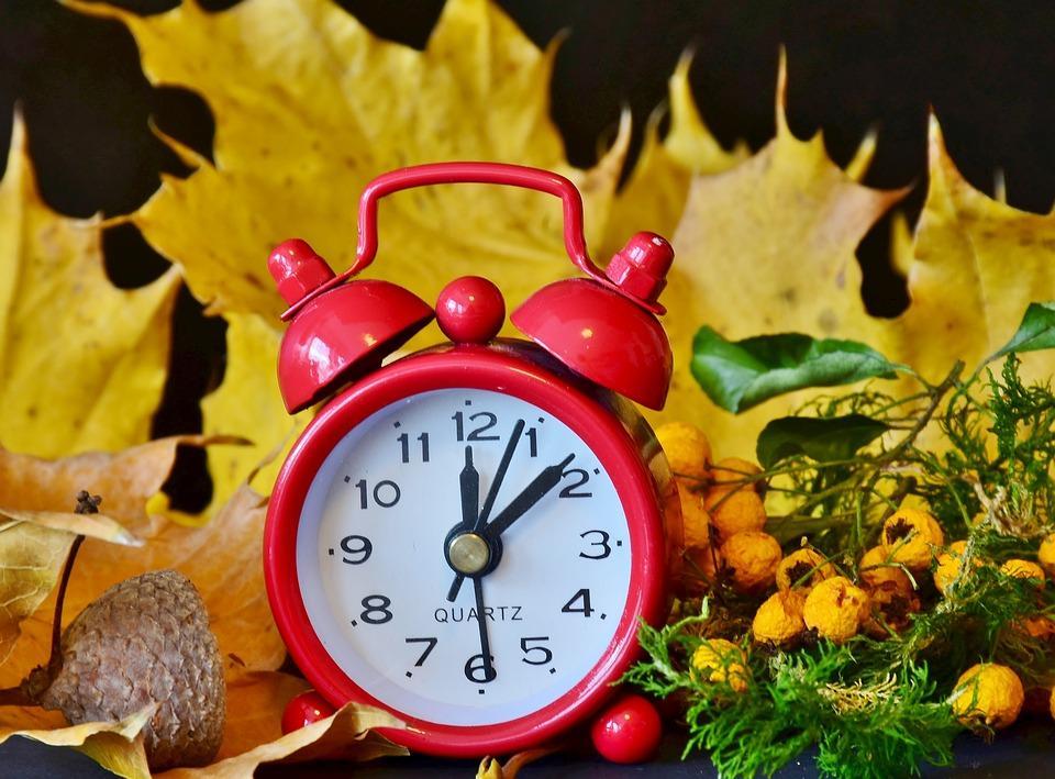 Коли в Україні переводять годинники / фото pixabay.com