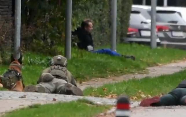 В Данииприговоренныйк пожизненному заключению изобретатель попытался сбежать/ фото SkyNews