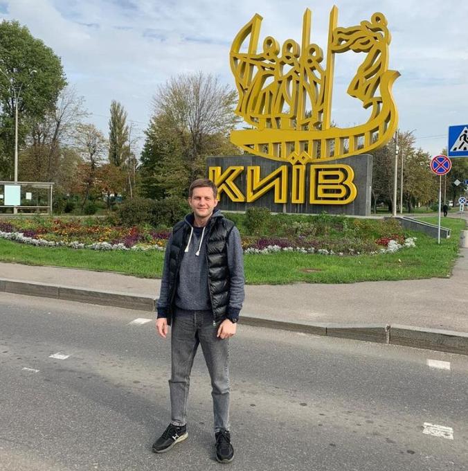 Корчевніков знову в Києві / Facebook Корчевникова