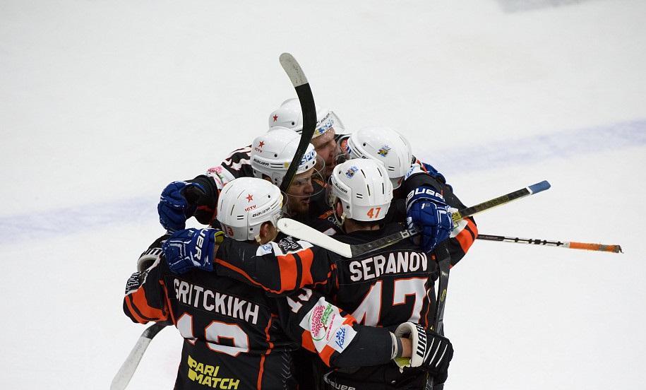 Кременчук здобув перемогу в овертаймі / фото XSPORT
