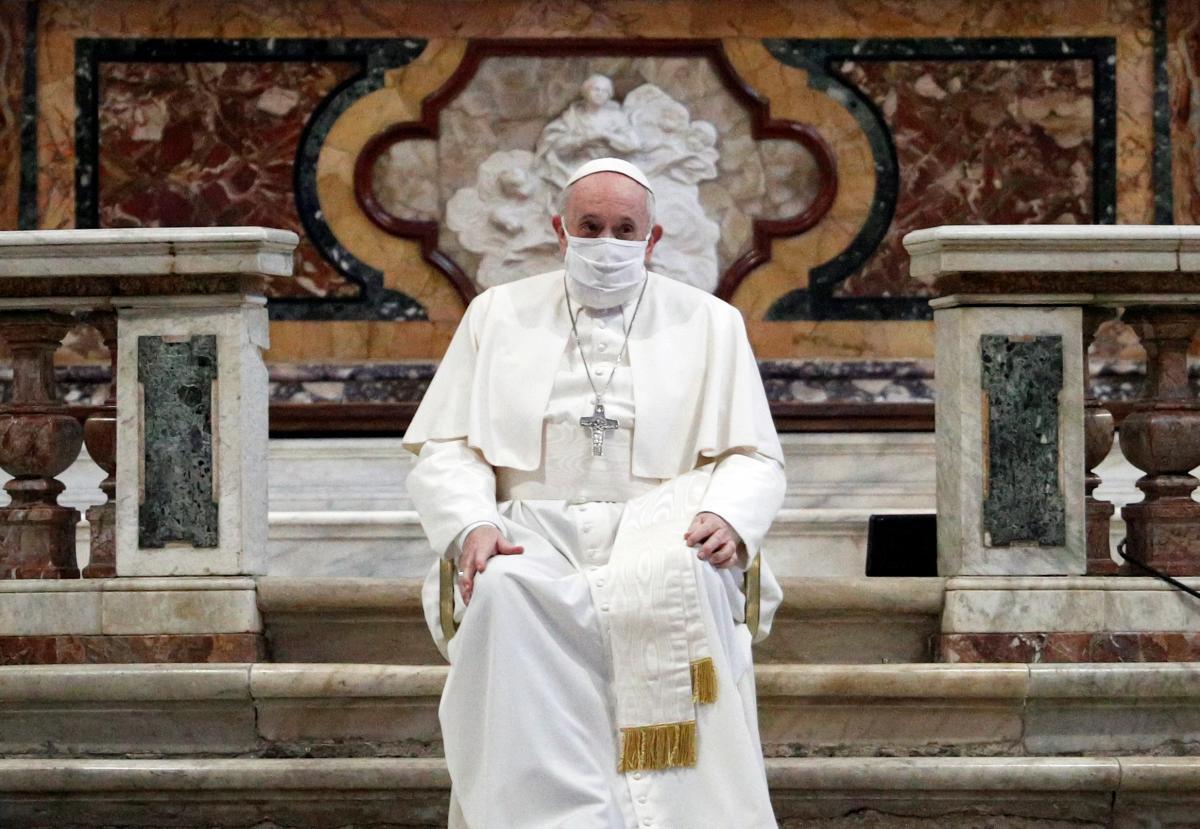 В Ватикане объяснили слова Папы Римского об однополых браках / фото REUTERS