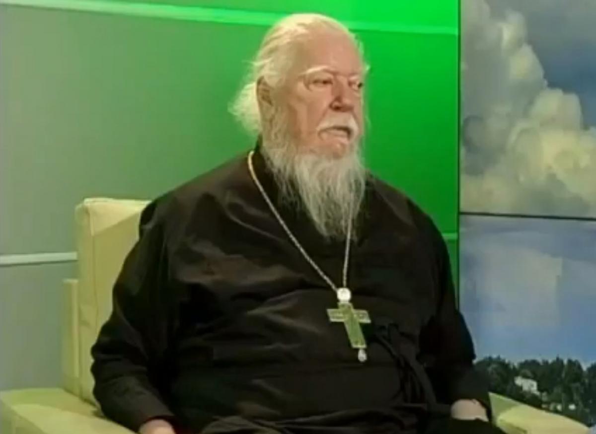 Димитрий Смирнов - умер самый скандальный священник РПЦ: причины / скриншот