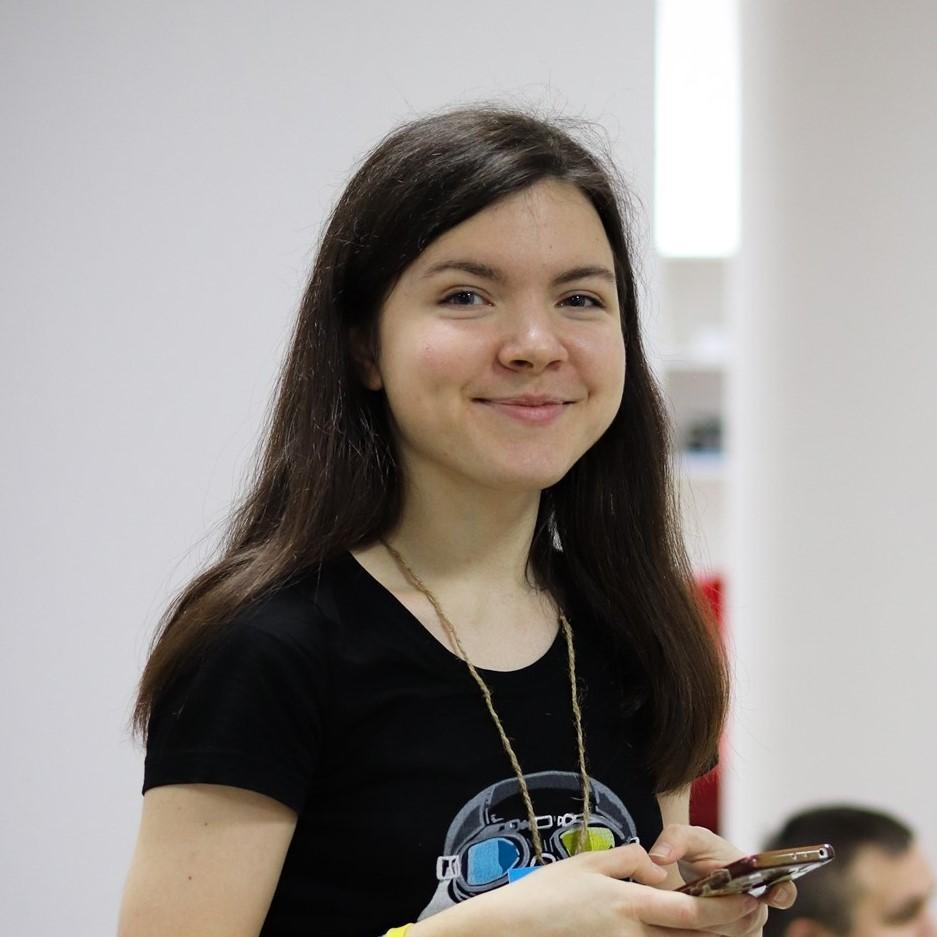 Ирина Волкова умерла в возрасте 21 года / фото Инна Волкова, Facebook