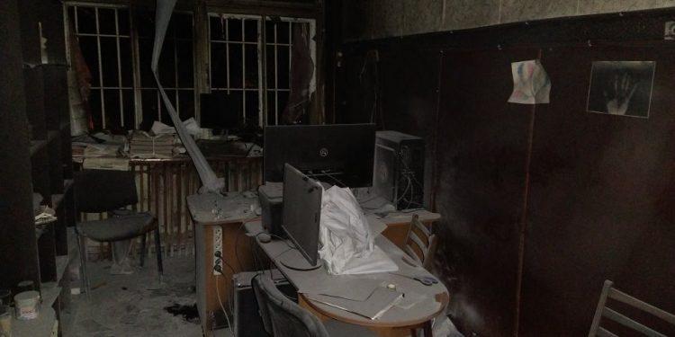 Выборы 2020 - на одесских журналистов уже второй раз напали, на этот раз с коктейлем Молотова: фото / nsju.org
