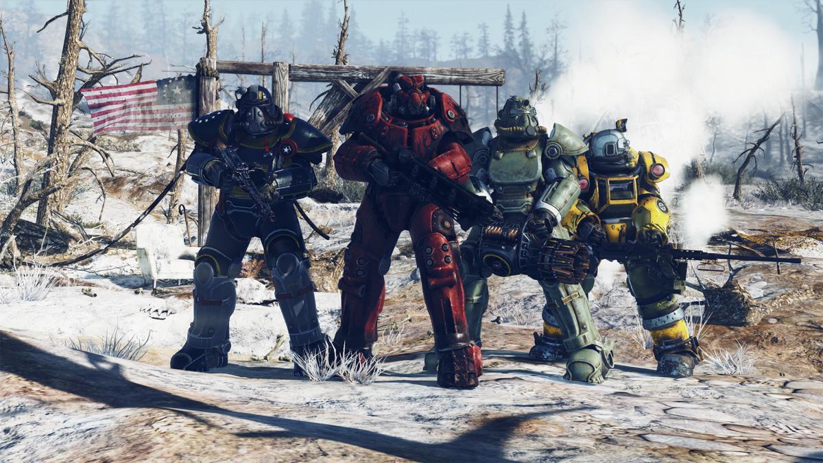 У Fallout 76 можна грати безкоштовно до 26 жовтня / фото store.playstation.com