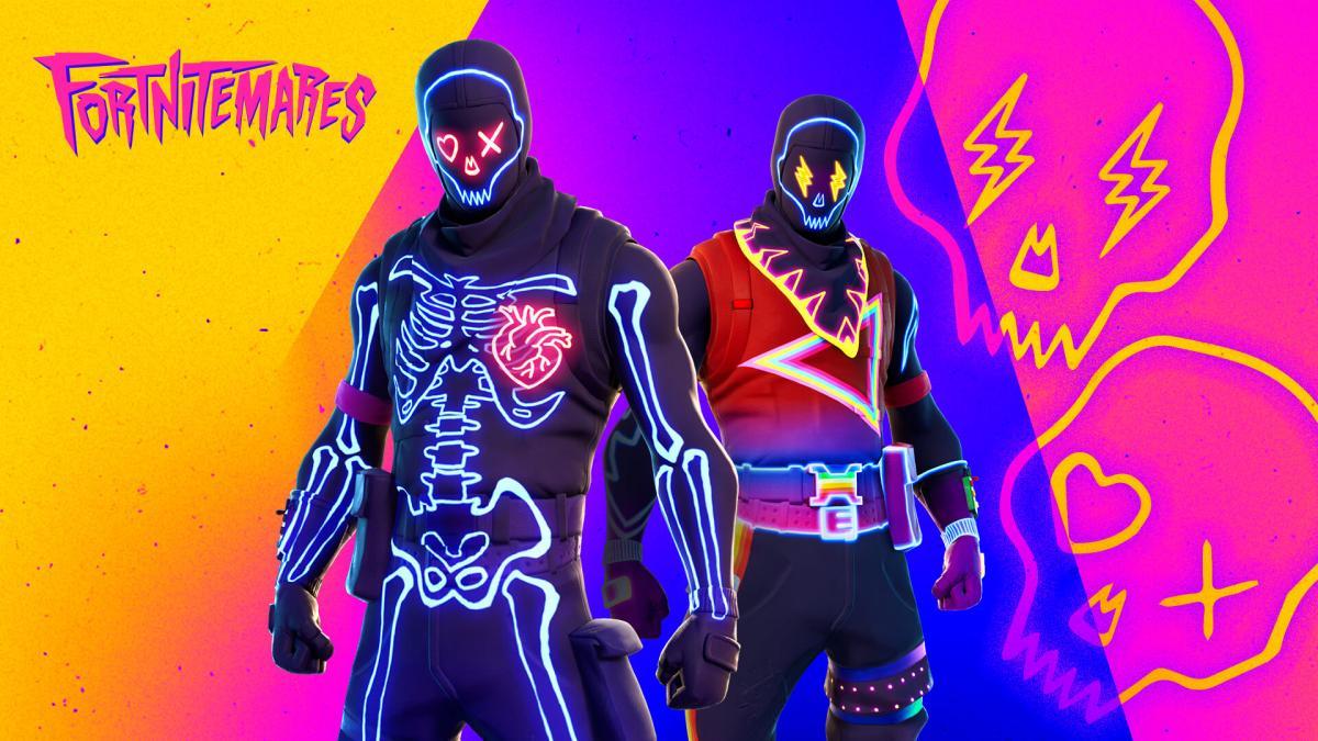 В рамках хэллоуинского события игроки примут участие в различных испытаниях /фото epicgames.com