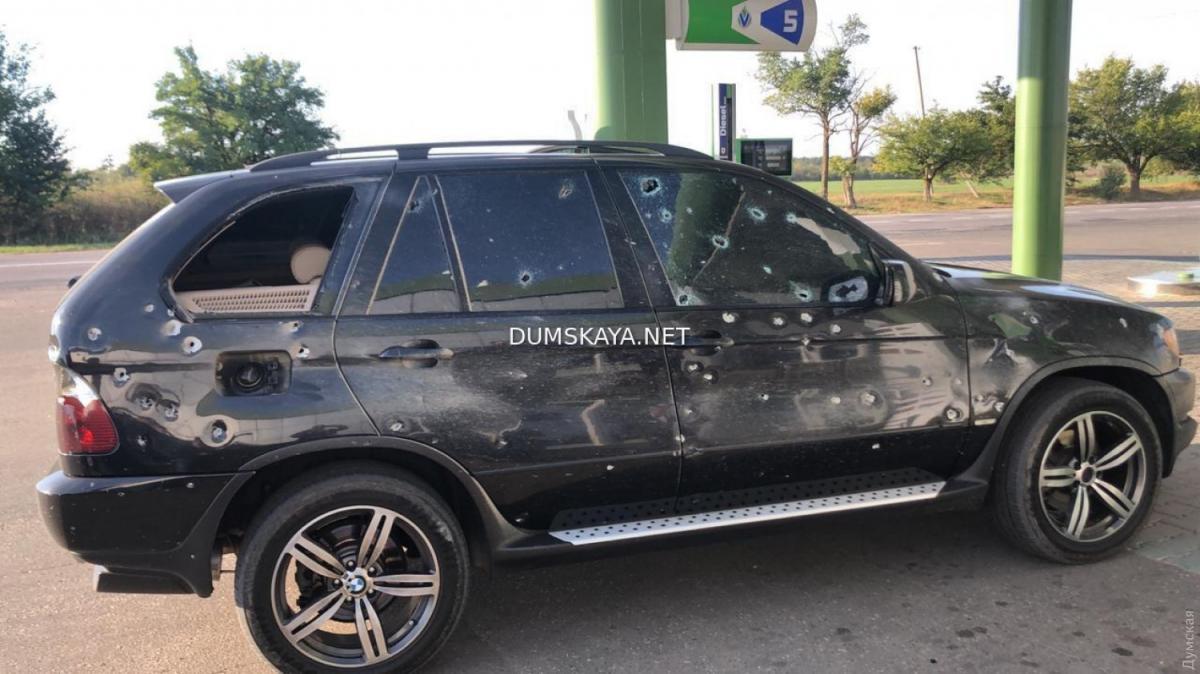 В Одесской области произошло покушение на кандидата в депутаты облсовета / Думская