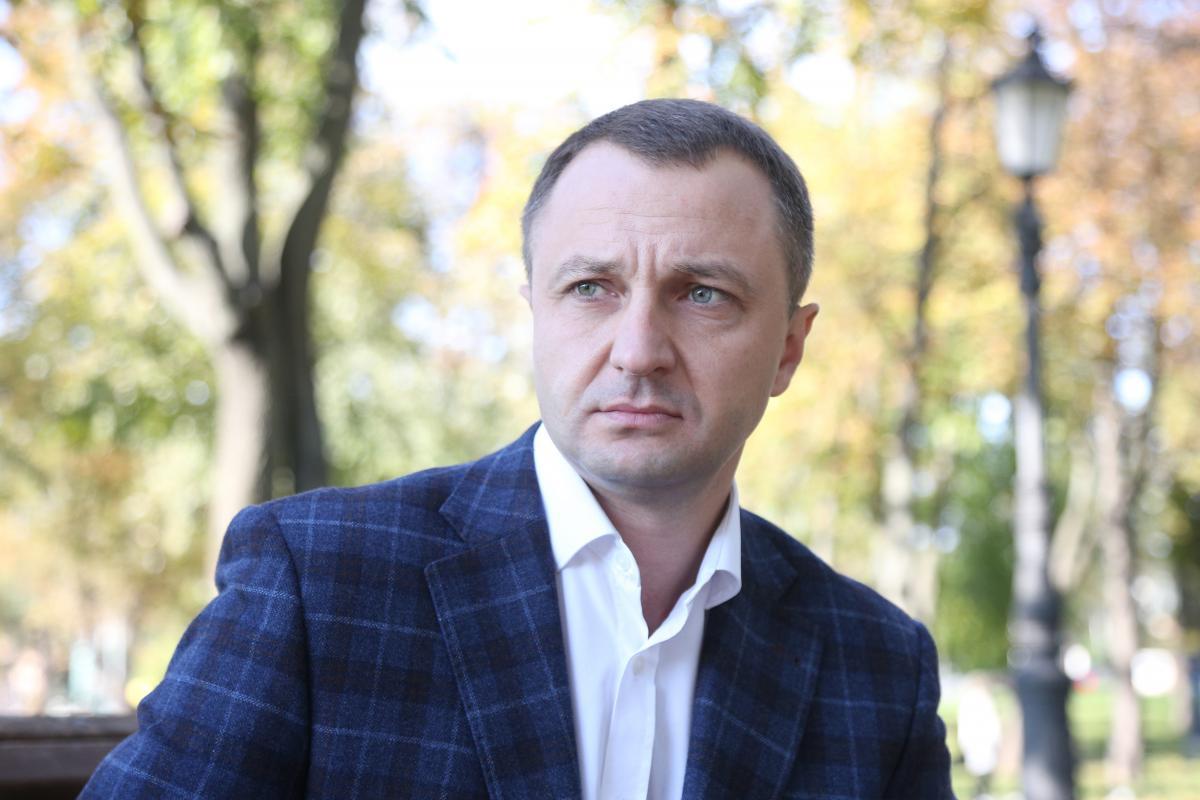 Креміня запитали, чи може Україна перейти на латиницю / фото УНІАН