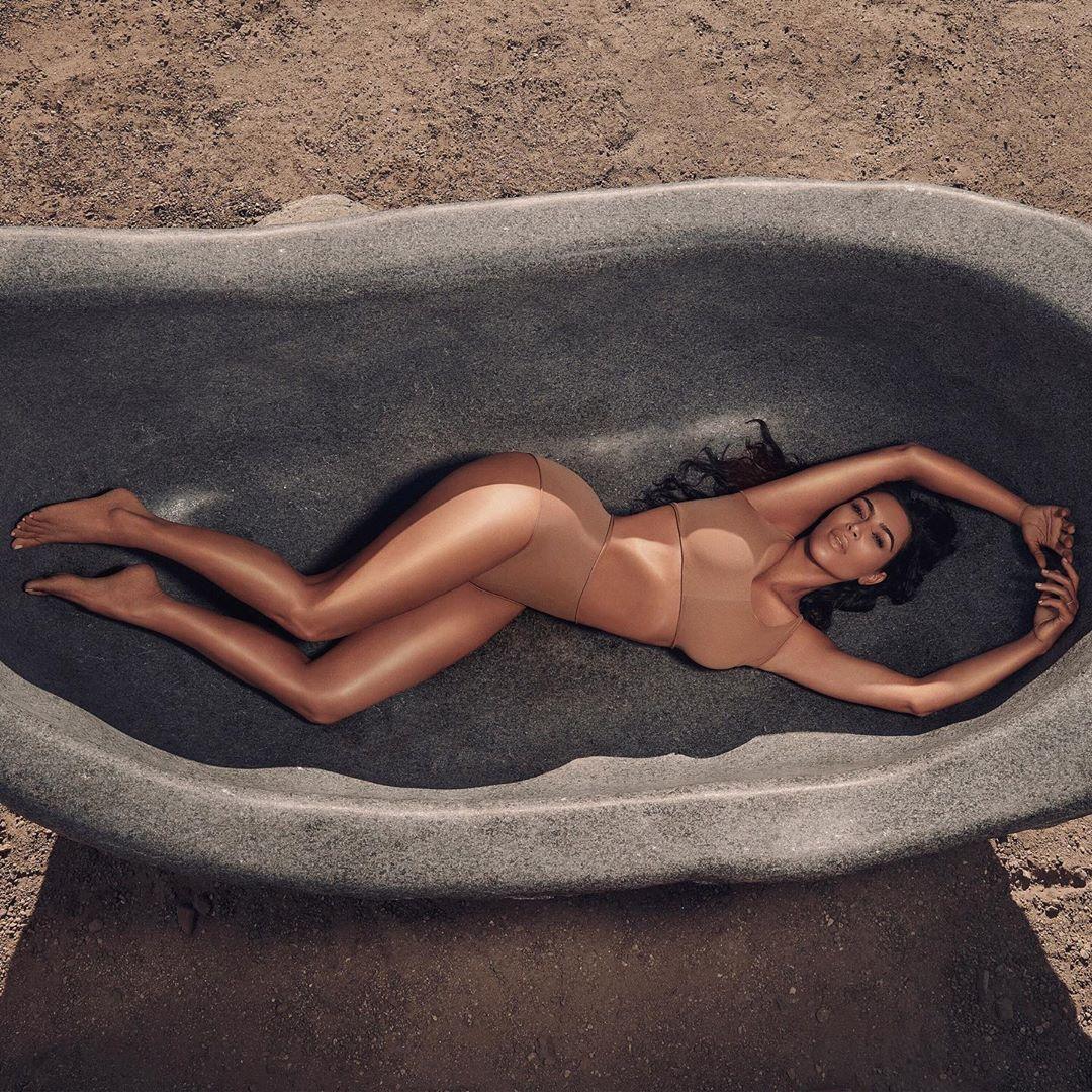 Модель показала фото / instagram.com/kimkardashian