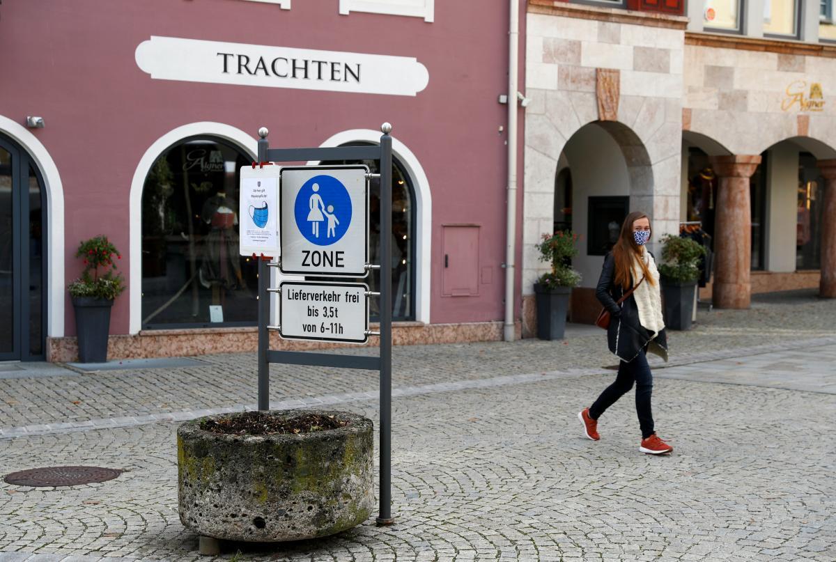 Саксония усилит ограничительные меры в связи со стремительным распространением коронавируса / фото REUTERS