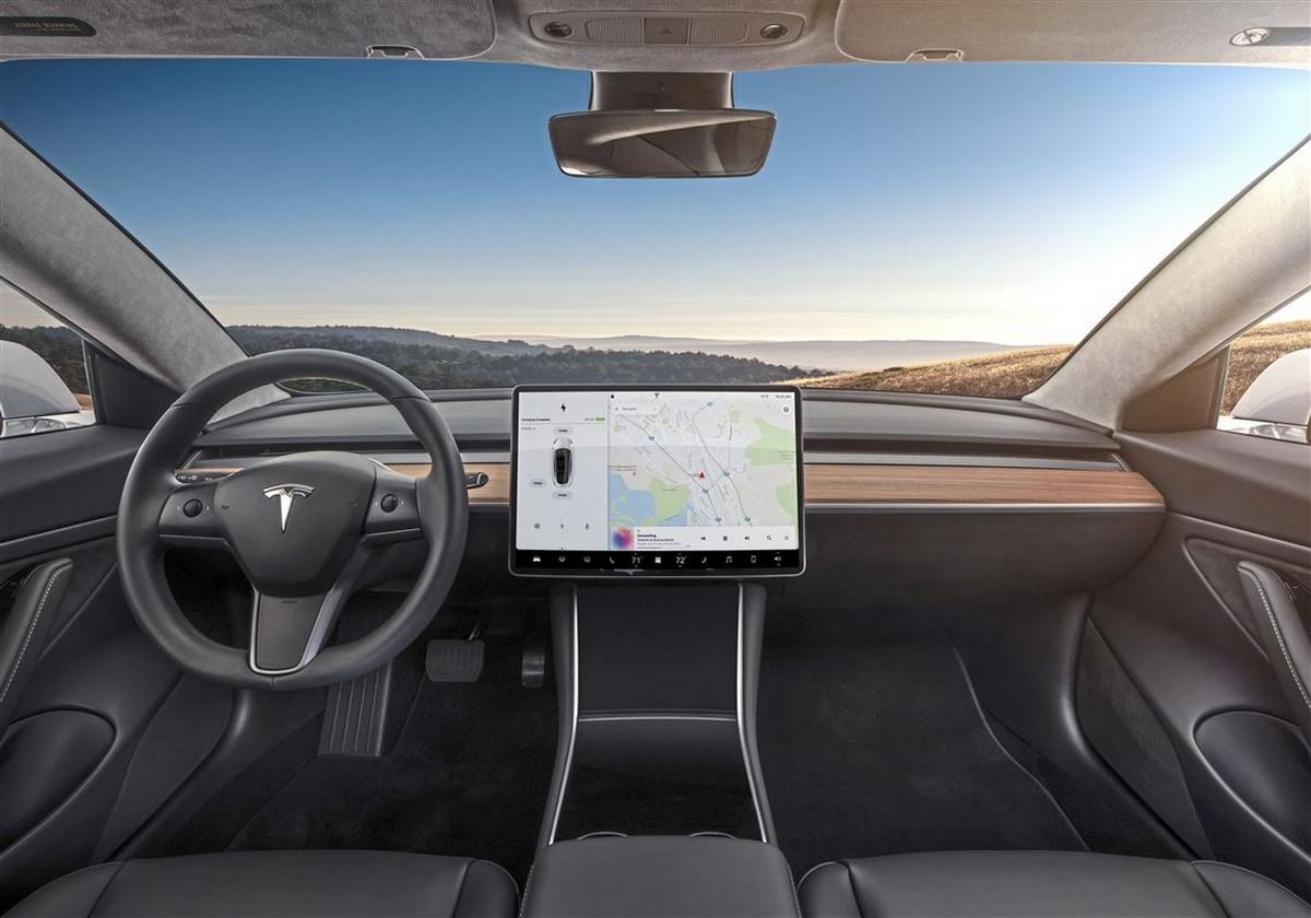 Tesla запустила закрытый бета-тест принципиально нового автопилота / фото Tesla