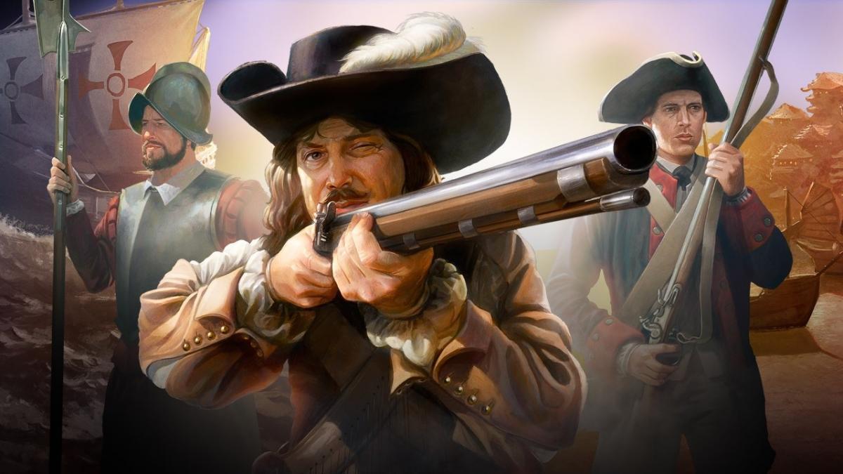 Europa Universalis IV / фото Paradox Interactive