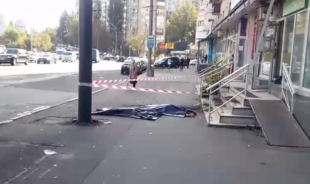 Женщина и ребенок погибли на месте / Скриншот