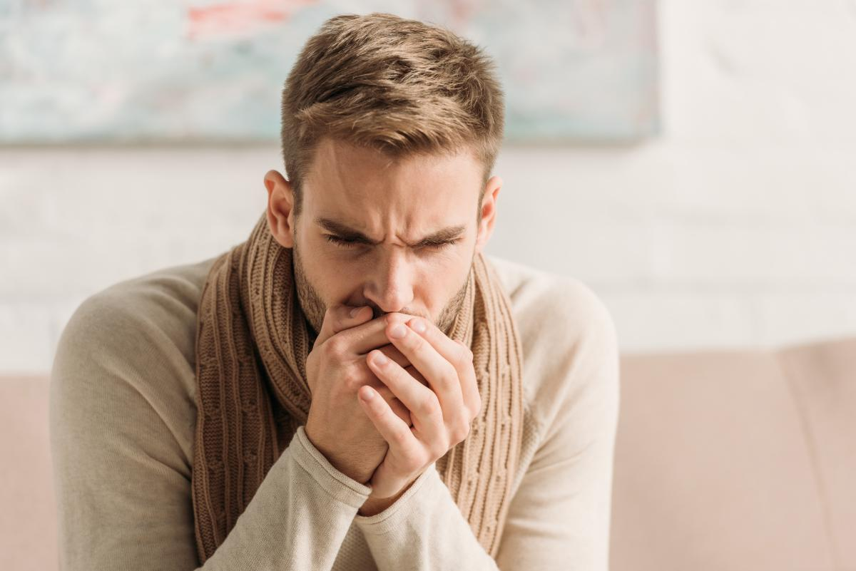 Чоловік заразив колишню дружину коронавірусом / фото ua.depositphotos.com