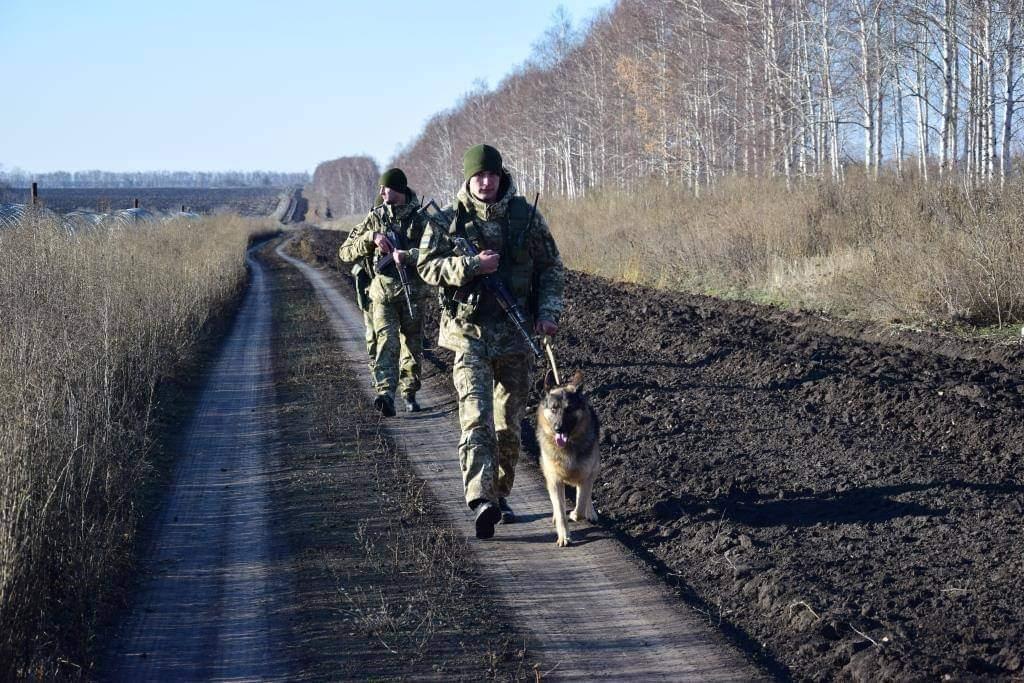 У границы РФ задержали вора в розыске/ ГНСУ