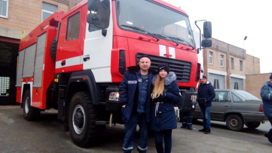 Водитель автомобиля ЗАЗ и его дочь погибли на месте / фото ОК Дмитрия Азаренкова