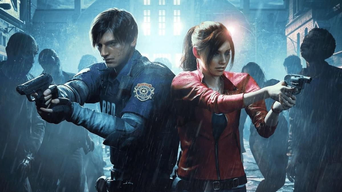 Свежий ремейк Resident Evil 2 /фото Capcom