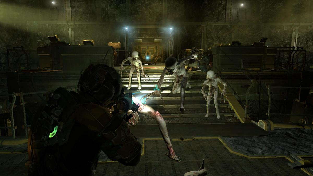 Кадр из Dead Space 2 /фото gamesradar