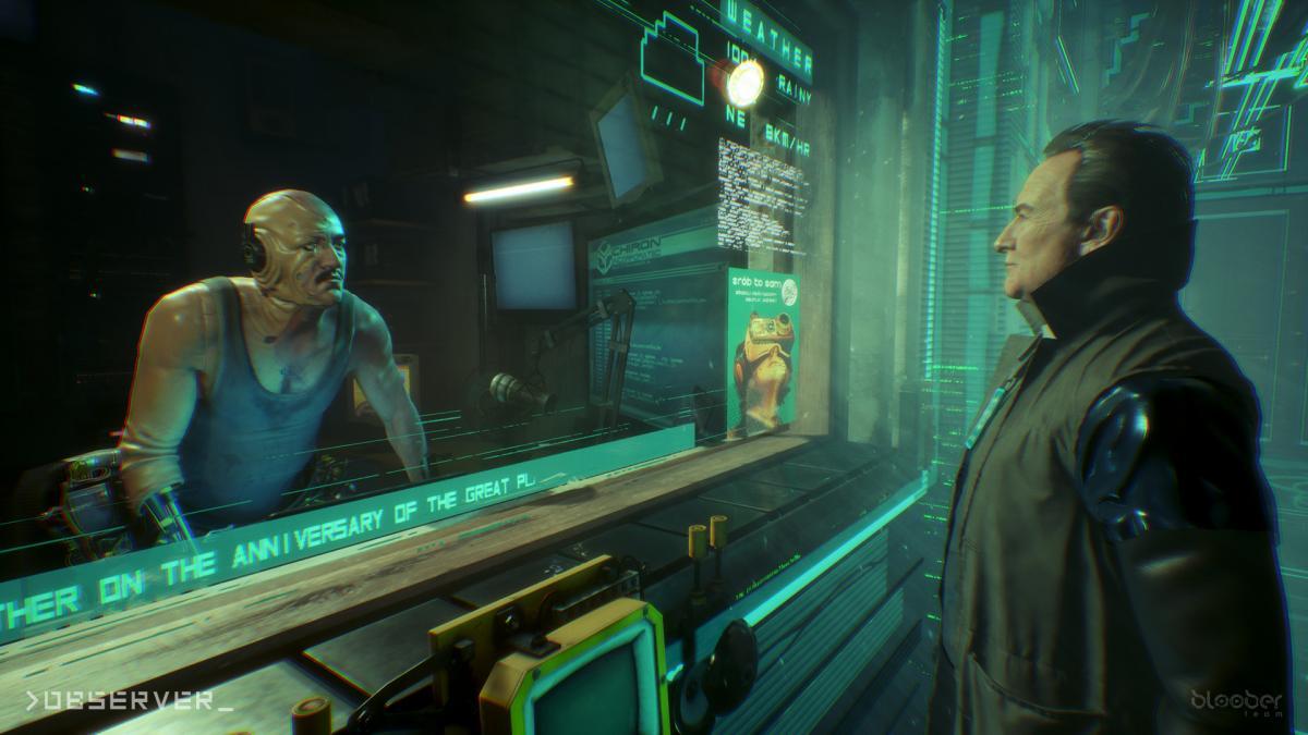 Действие игры происходит в недалеком будущем /фото store.steampowered.com