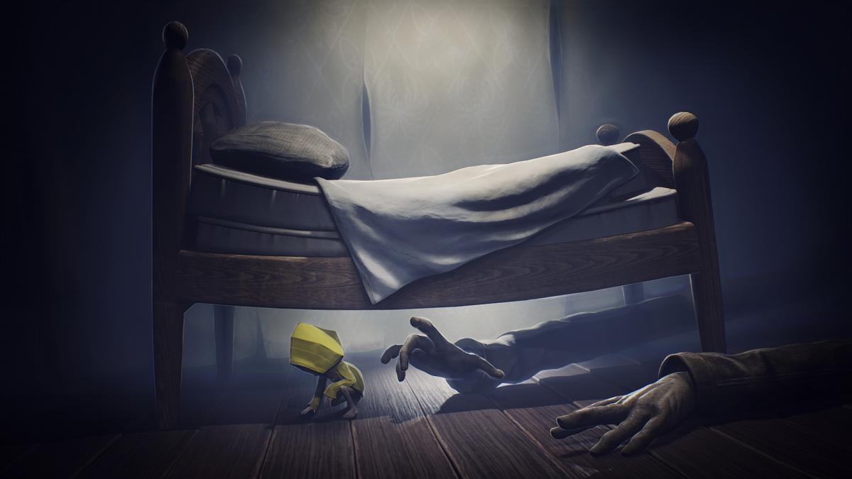 Одна из лучших игр для Хэллоуина– Little Nightmares / фото Bandai Namco