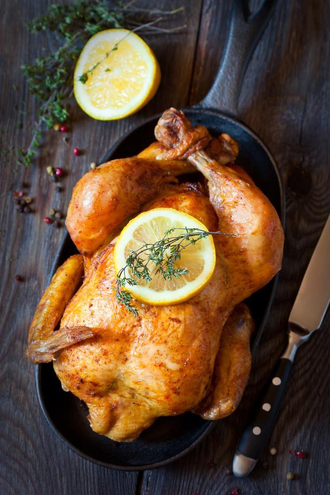 Рецепт курицы в духовке / фотоua.depositphotos.com