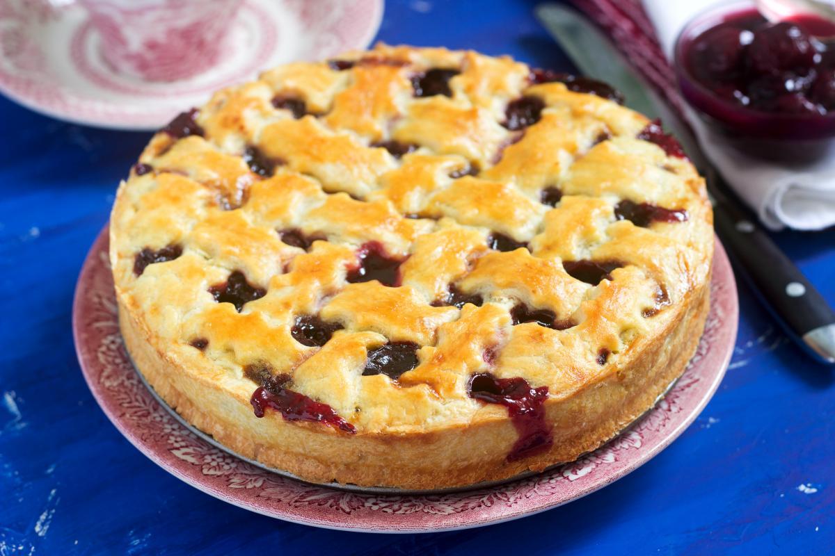 Як приготувати пиріг з варенням / фото ua.depositphotos.com