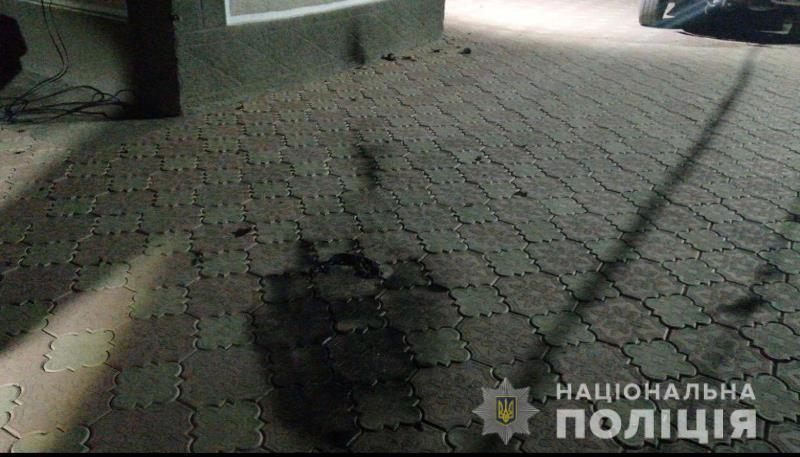 Полиция открыла уголовное производство / фото Нацполиция