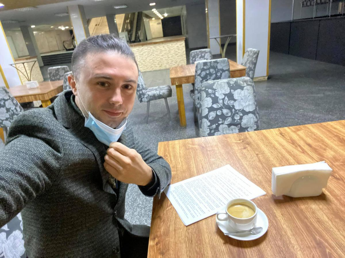 Тарас Тополя - музыканта вызвали в военкомат из-за скандала с Хомчаком: детали / facebook.com/taras.topolya