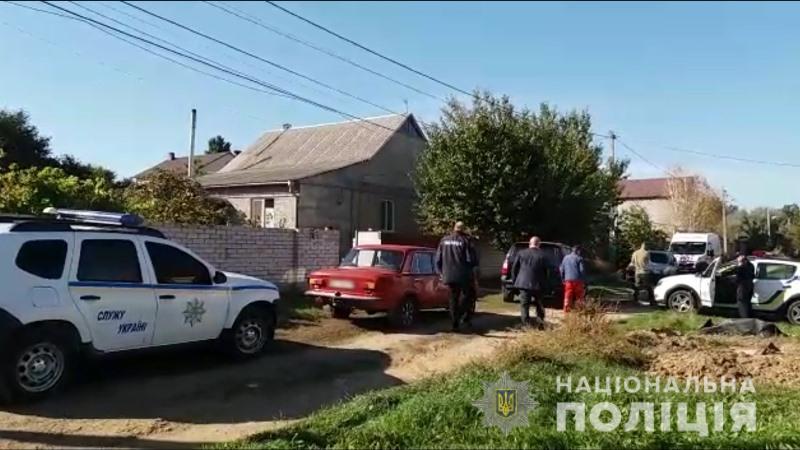 Тело 69-летней потерпевшей обнаружили дети/ фото полицияОдесскойобласти