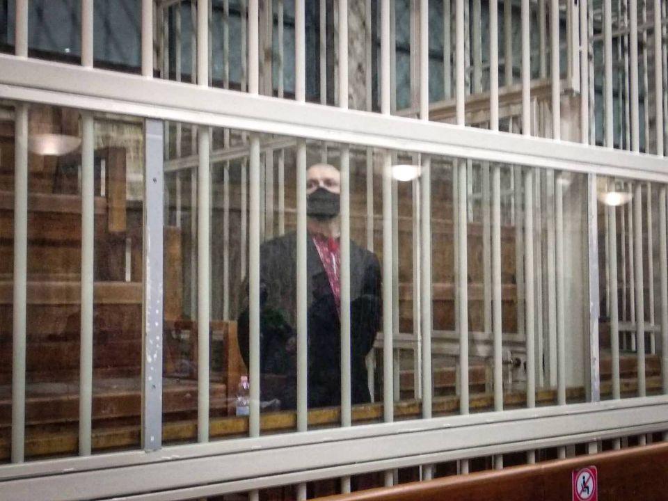 В Италии состоялось судебное заседание по делу нацгвардейца Маркива / фото mvs.gov.ua