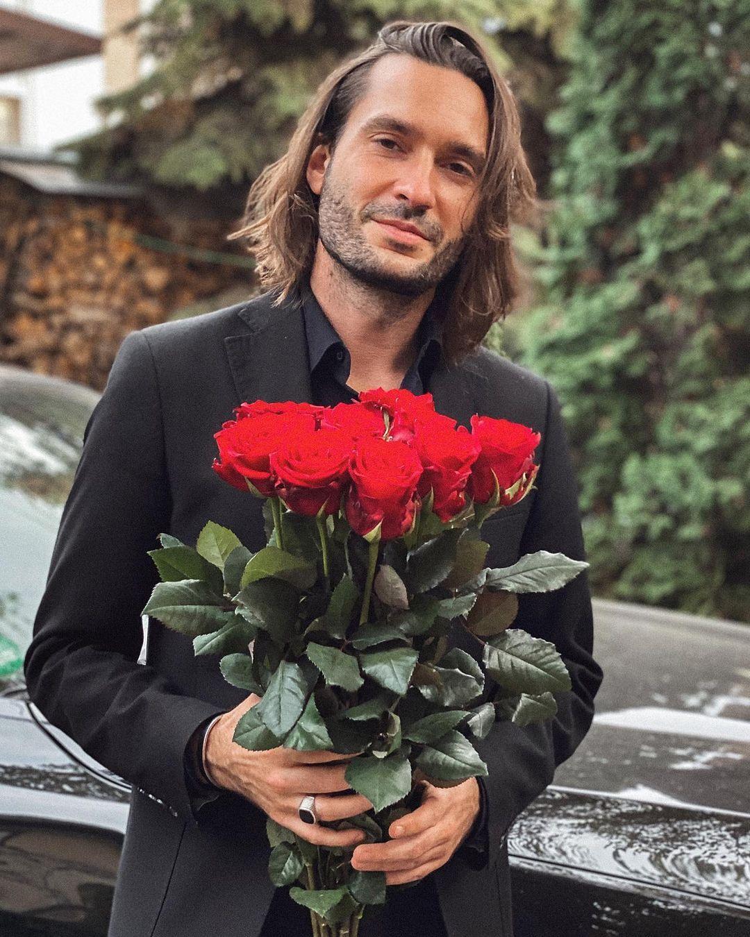 Владимир Оксамытный / фото instagram.com/ok_samytnyi