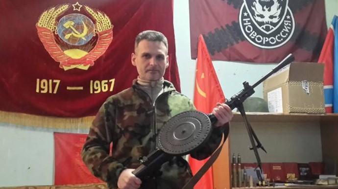 По одной из версий главарь боевиков погиб в ДТП/ Фото УП